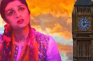 Dick Whittington Goes Bollywood