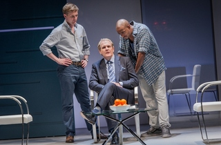 L-R Gerard McCarthy, Robert Bathurst, Oliver Wilson in Blue-Orange, photo Robert Workman.jpg