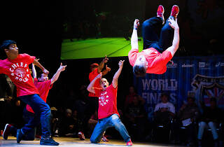UK B-Boy Championships World Finals