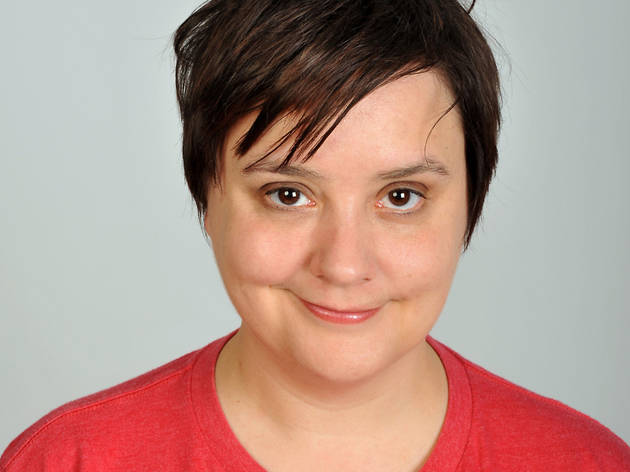 Susan Calman – This Lady's Not for Turning Either