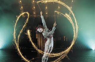 Q is for • Quidam (© Al Seib)