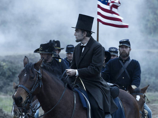 Best Actor<br>Daniel Day-Lewis ('Lincoln')