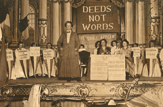 The Long March to Equality: Treasures of the Women's Library