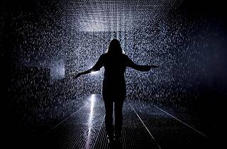 Random International: Rain Room