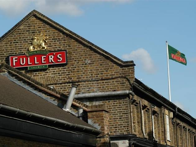 Fuller's Brewery tour SOLD OUT
