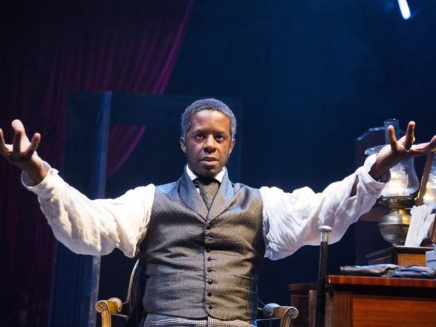 Adrian Lester (Ira Aldridge) in Red Velvet, Tricycle Theatre, photo Tristram Kenton.jpg