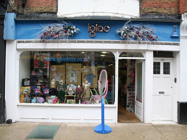 Igloo sample sale