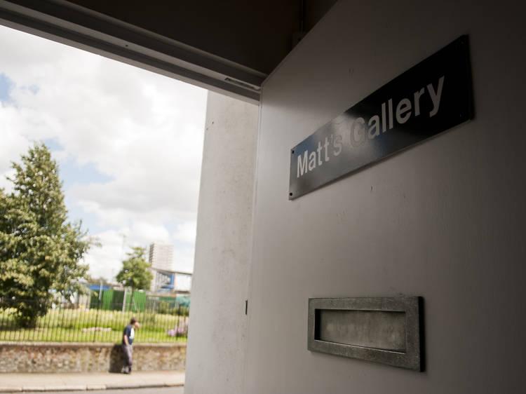 Matt's Gallery
