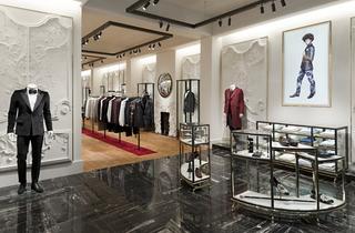 Alexander McQueen Menswear