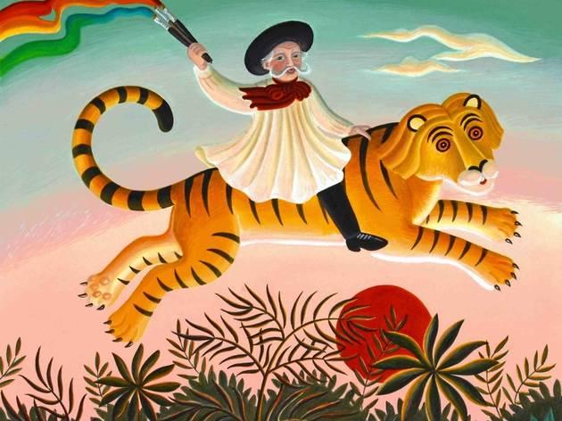 The Illustrators: The British Art of Illustration 1837-2012