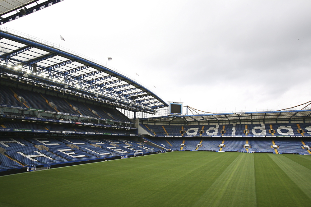 Soak up over a century's worth of Chelsea history