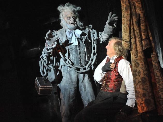 Scrooge – The Musical
