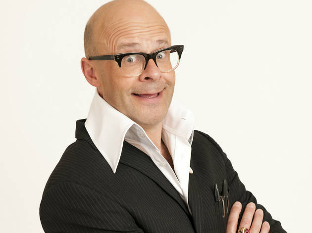 Harry Hill – Experiments in Entertainment