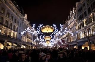 Regent Street (© regentstreetonline.com)