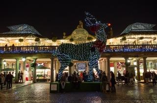 Covent Garden Christmas 2012