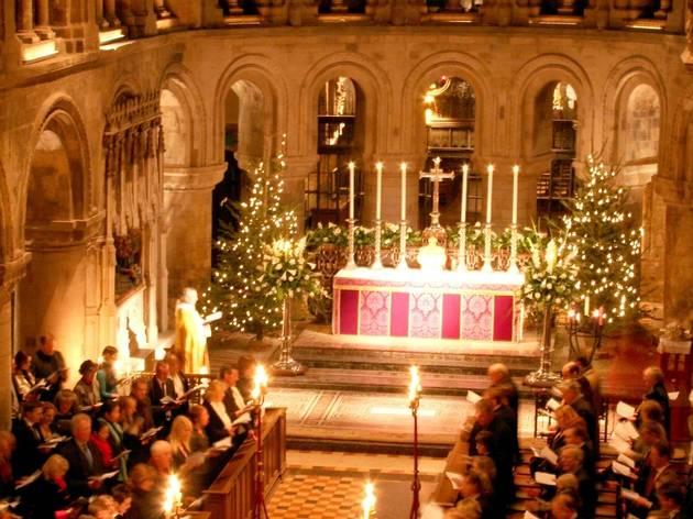 Mencap Carols by Candlelight