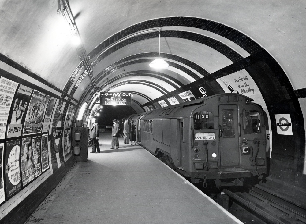 How 12 tube stations got their names