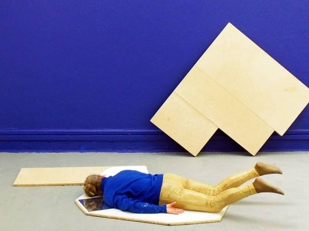 Bloomberg New Contemporaries 2012