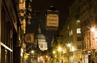 Dickensian London Christmas Walks