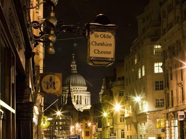 Dickensian London Christmas Walks