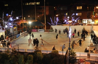 Hillingdon Ice Rink 2012