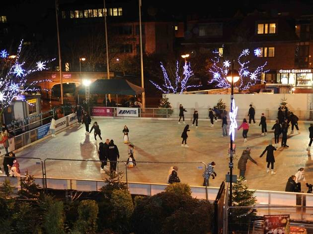 Hillingdon Ice Rink 2012
