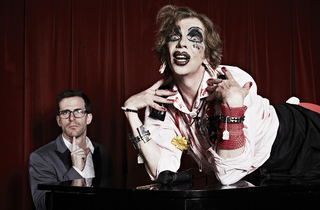 David Hoyle & Richard Thomas – Merrie Hell