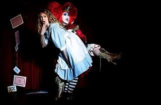 Alice in Poundland Holly Aisbitt and Paul L Martin CREDIT Felipe Davilas.jpg