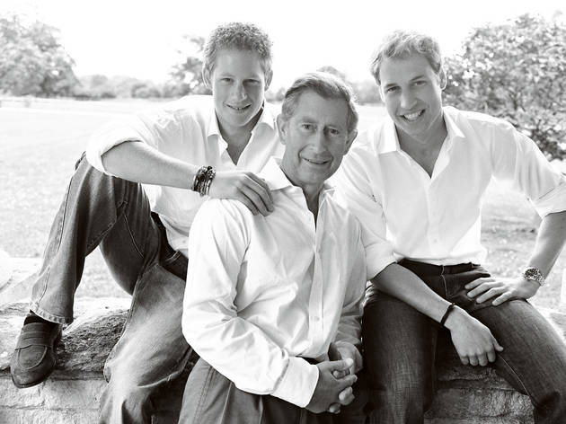 Mario Testino: British Royal Portraits