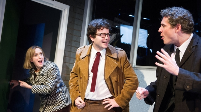 Review: Merrily We Roll Along