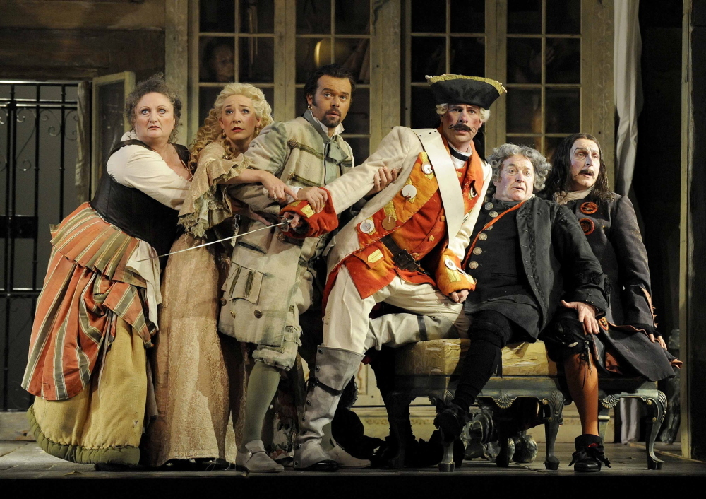 The Barber Of Seville Music In London
