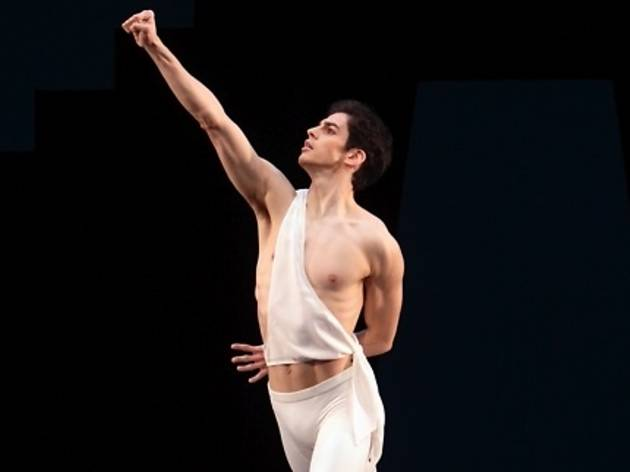 Royal Ballet: Apollo/Wheeldon/Ratmansky