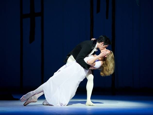 Royal Ballet: Ashton Mixed Programme