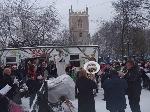 Stepney City Farm Christmas Market and Celebrations