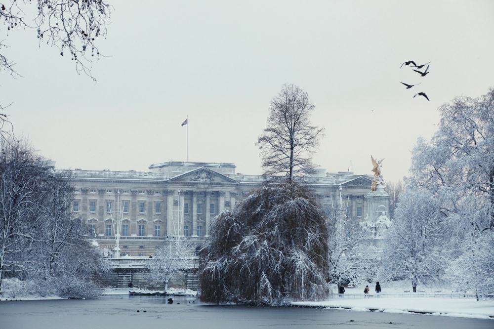 Ideas for things to do on Christmas Day in London