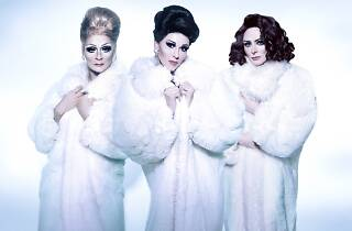 The Supreme Fabulettes: Viva La Divas