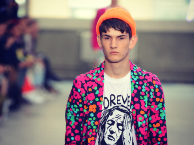 Menswear to fawn over in 2013