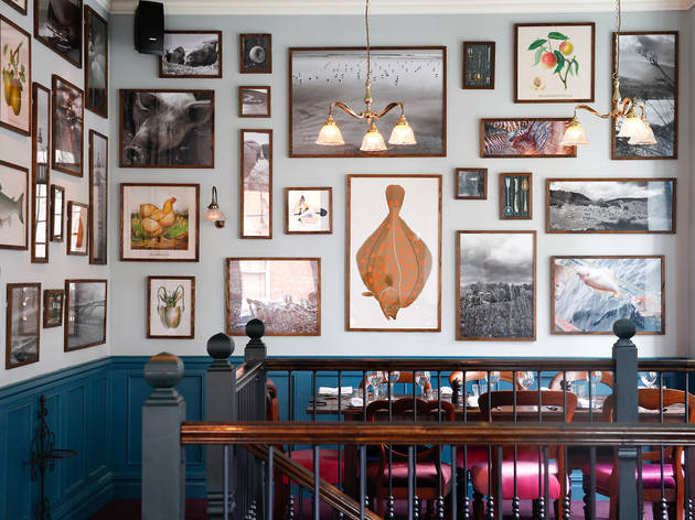 Notting Hill bars and pubs