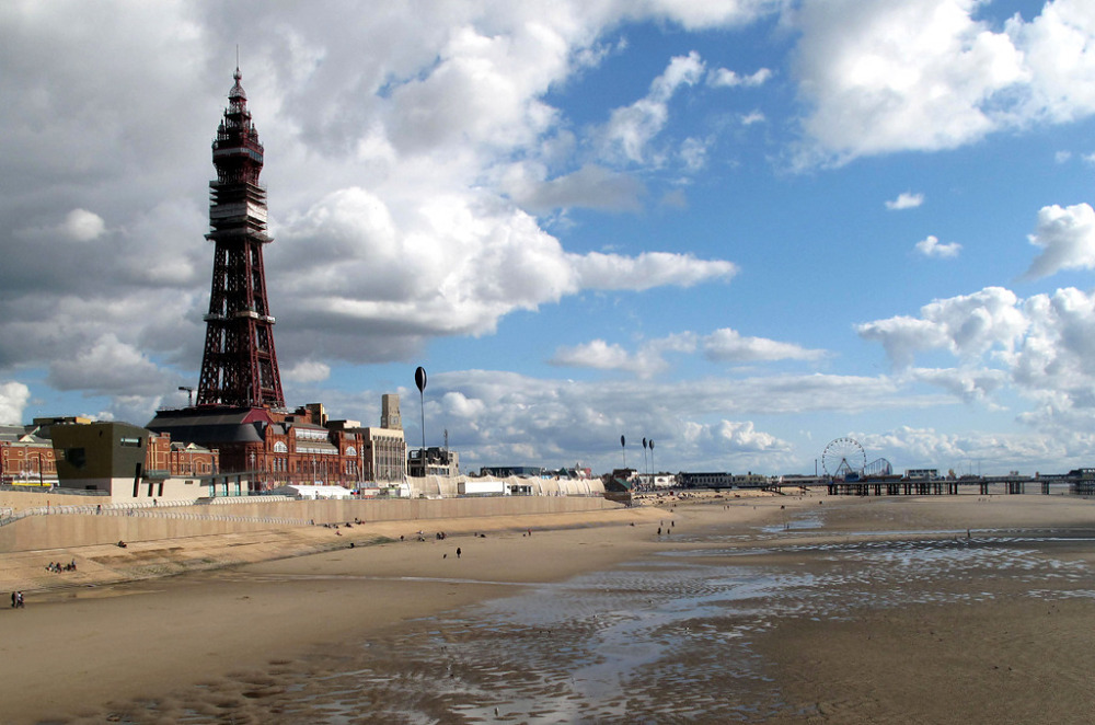 Best cheap hotels in Blackpool