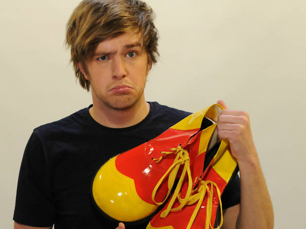 Iain Stirling – Happy To Be The Clown?