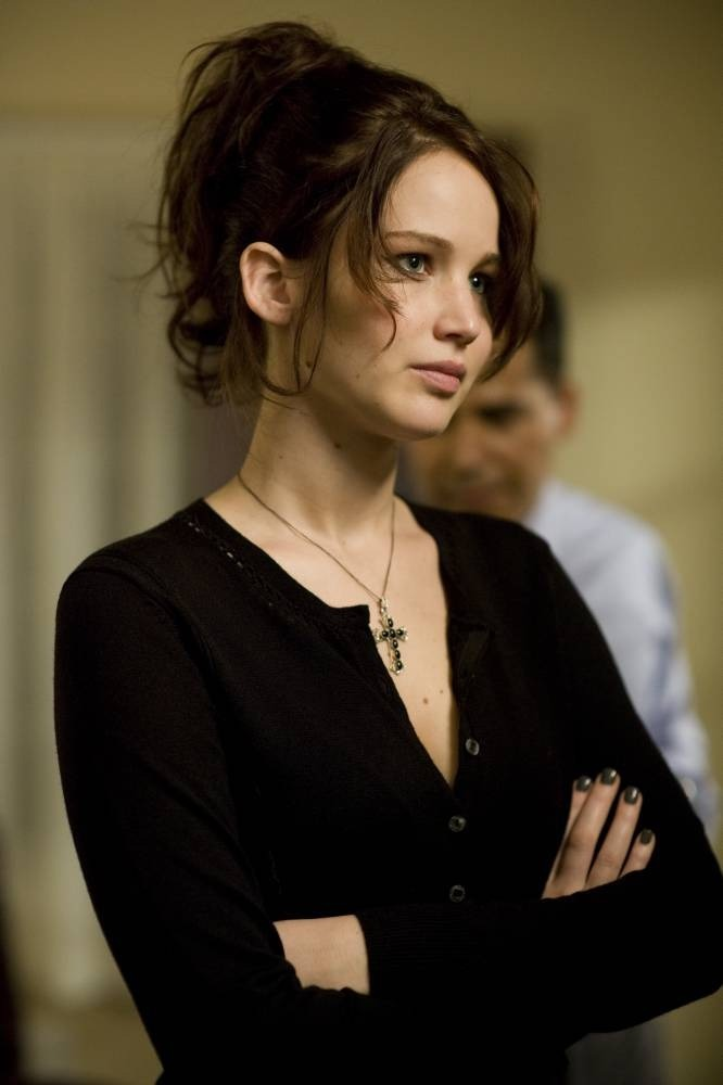 Best Actress<br>Jennifer Lawrence ('Silver Linings Playbook')