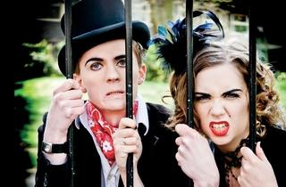 Frisky & Mannish – The College Years