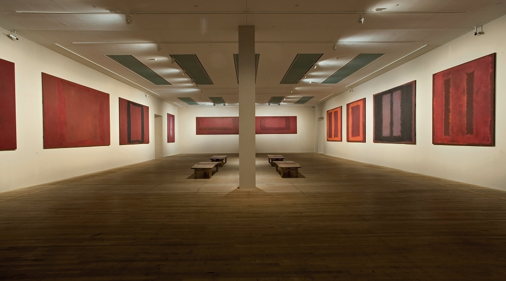 'The Seagram Murals' - Mark Rothko