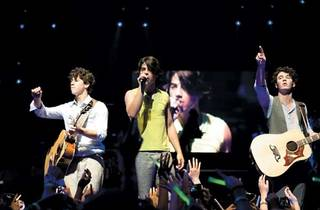 Jonas Brothers: The 3-D Concert Experience
