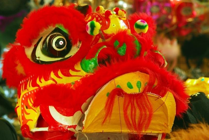 National Maritime Museum: Chinese New Year