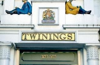 Twinings Strand Shop Museum
