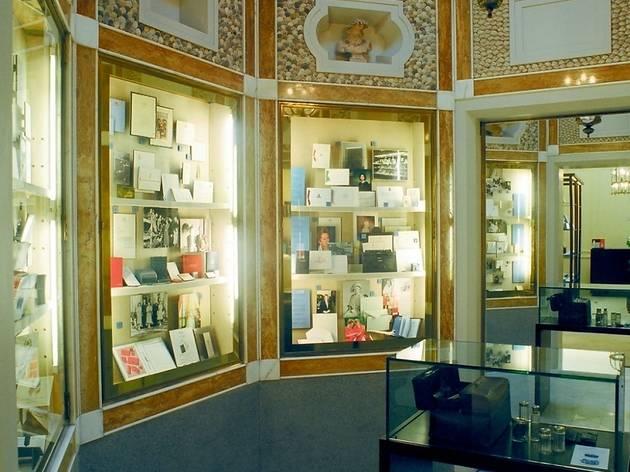 Smythson Stationery Museum