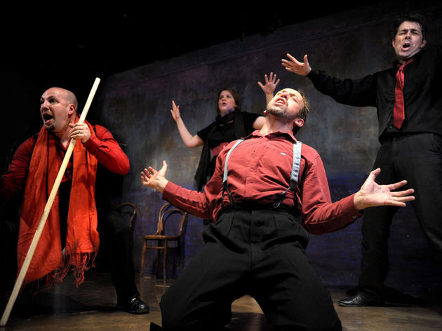 Showstoppers – The Improvised Musical