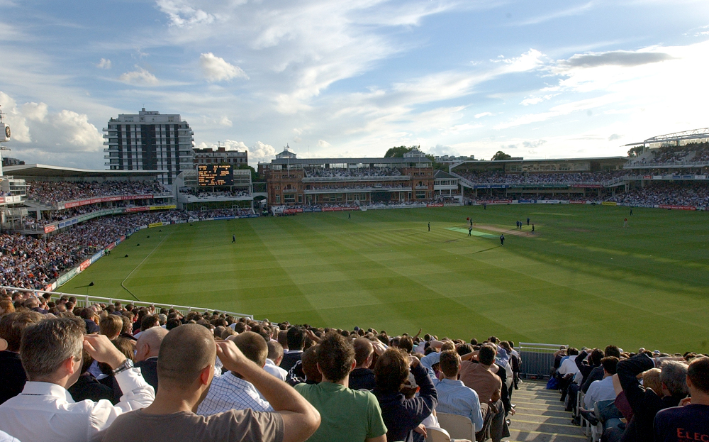 Tour a famous sport's ground