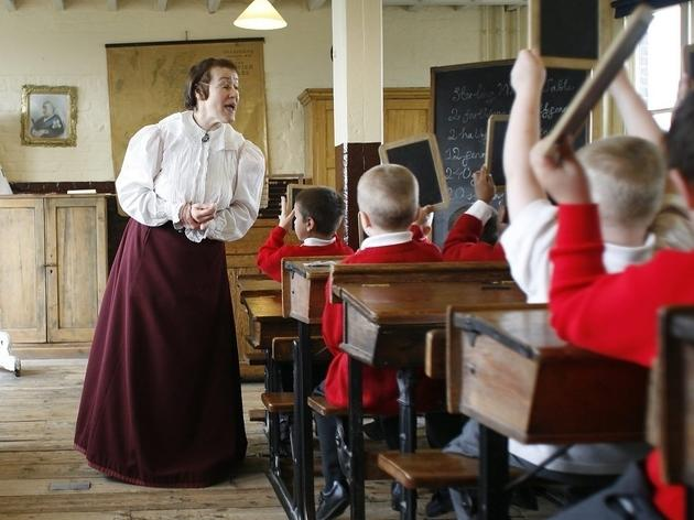 Easter Holiday at the Ragged School Museum